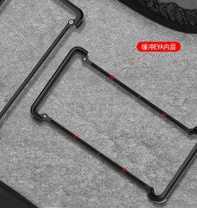 Image 2 - Xiaomi mi 10 プロ/ポコX2 プロ/mi 9t/redmi K20 プロ/blackshark 3 アルミ金属バンパースリムカバー電話ケース