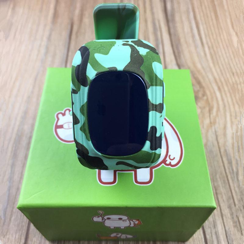 Original Q50 GPS Smart Kid Safe Watch SOS Call Location Finder Locator