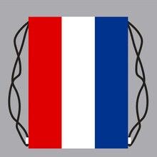 Походная сумка на шнурке с Serbia_and_Montenegro Флаг маленький рюкзак