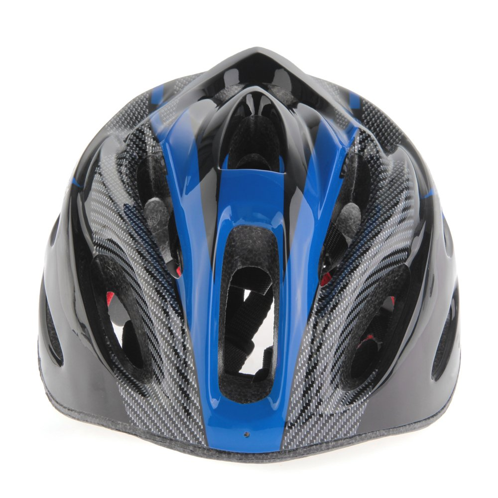 Bicycle Helmets Men Women Helmet Mountain Road Bike Integrally Molded Cycling Helmets Blue