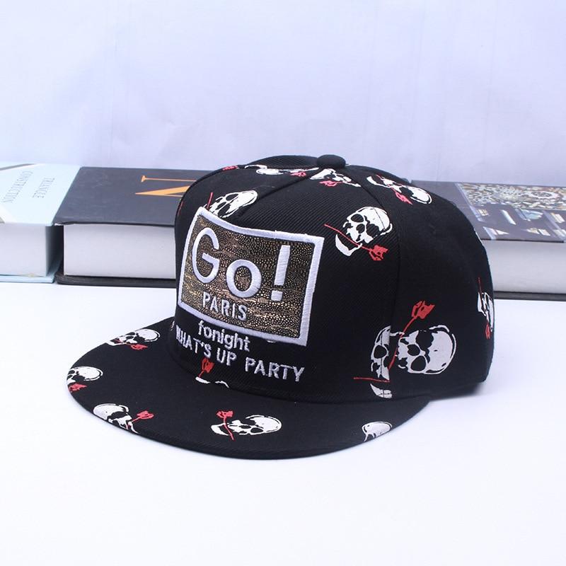 Detalle Comentarios Preguntas sobre Gorros mujer hombres gorras plana hip  hop hueso béisbol gorra snapback gorras moda rock skateboard GO PAIRS  sombrero ... 8a92bf992c3