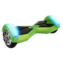 Two wheels self balancing scooter walking board wheel balance board revestimento de volante red hoverboard powerboard