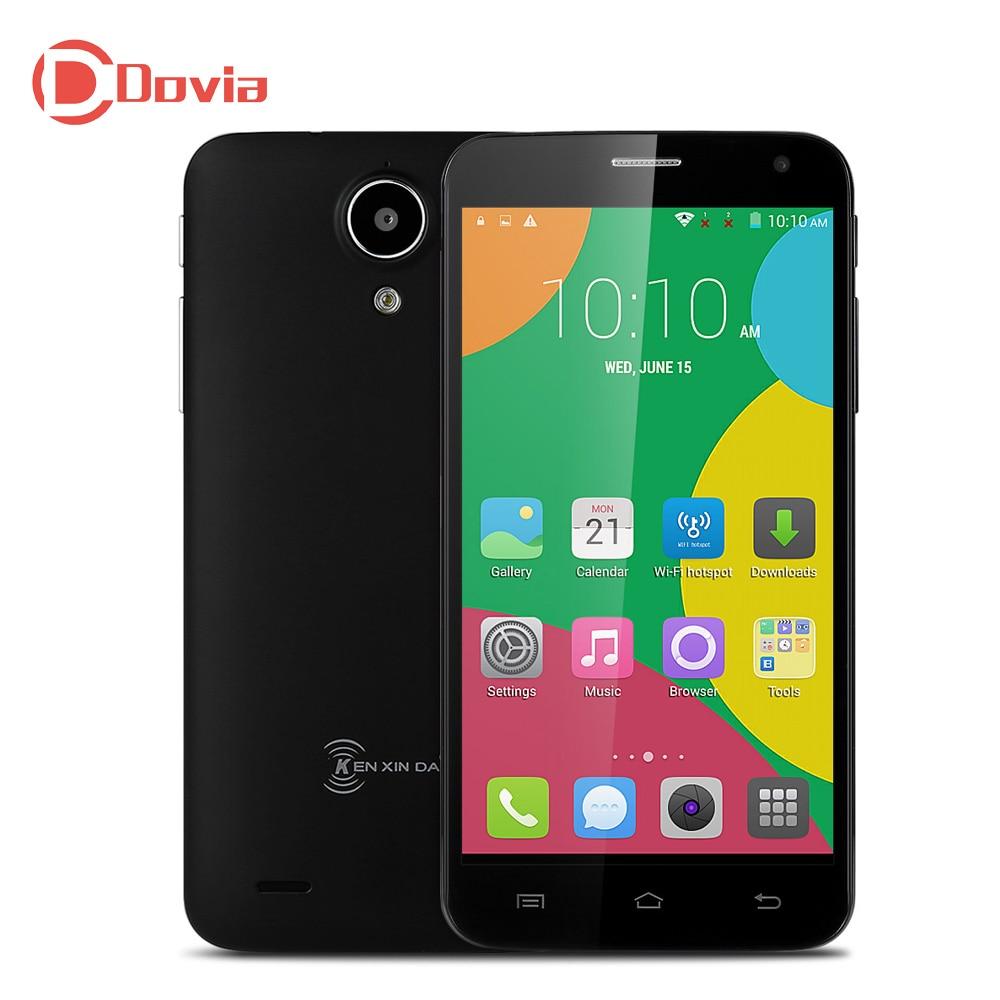 KENXINDA A6 3G Smartphone Android 4 4 MTK6582 Quad Core 1 3GHz 1GB RAM 8GB ROM