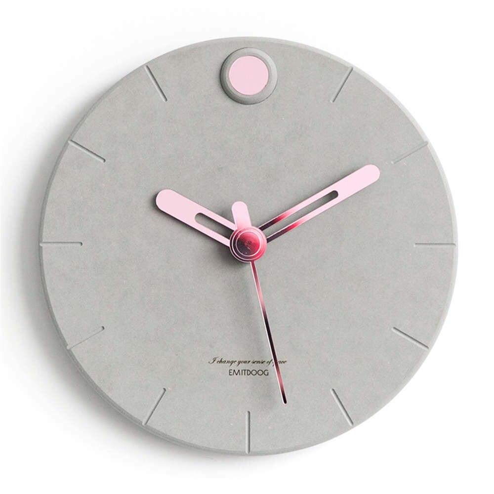 12 Inch Nordic Wall Clock Modern Creative