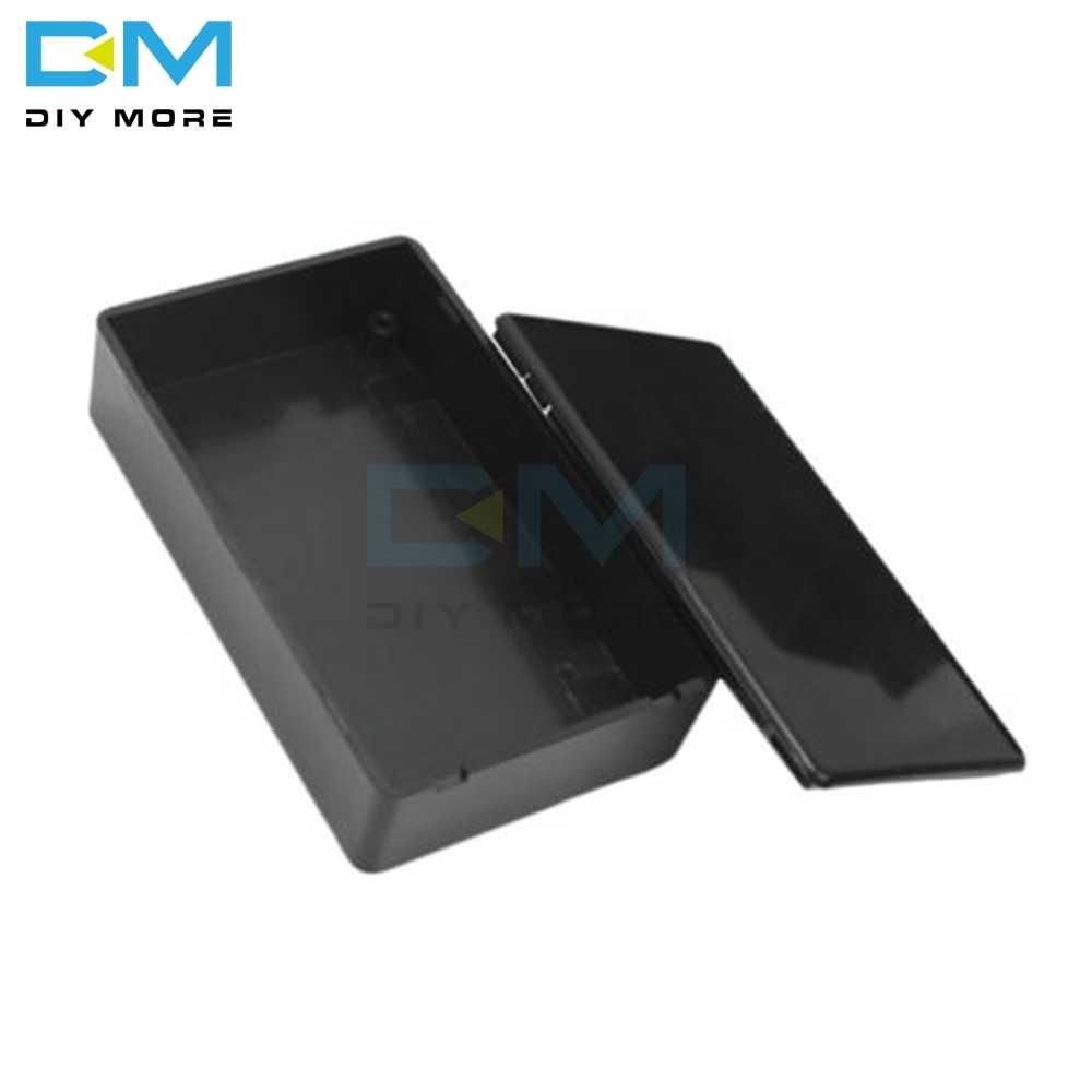 Caja de plástico para proyecto electrónico carcasa de instrumento 100x60x25mm 10x6x2,5 CM