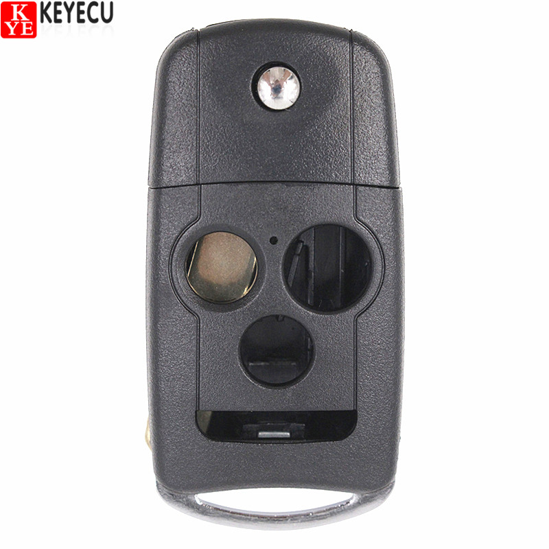 Aliexpress.com : Buy Keyecu Replacement Folding Remote Key