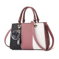 2019 Women's Hair Ball Jewelry Tote Bag Sequins Handbag Party Wallet Ms. Messenger Bag Messenger Bag Shoulder Bag Lady Handbag