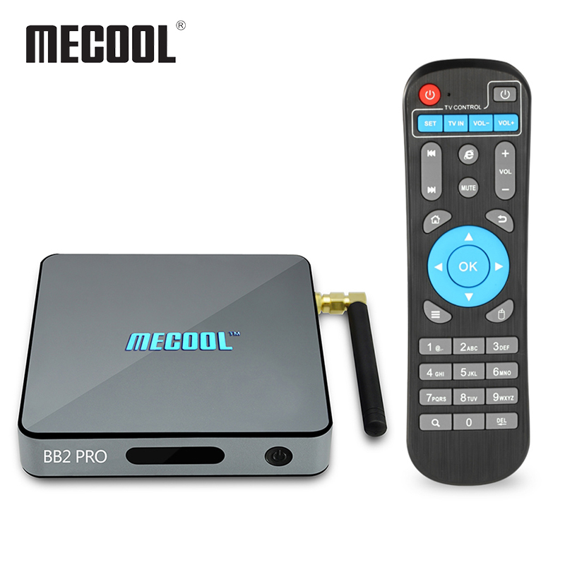 MECOOL BB2 PRO Smart Android 6.0 TV Box 3G/16G Amlogic S912 64bit Octa core KODI VP9 XBMC WiFi LAN H.265 DLNA Airplay VB91 [genuine] zidoo x6 pro hd 4k 2k h 265 smart android tv box rk3368 bluetooth xbmc kodi 2g 16g 3d octa core 1000m lan dual wifi