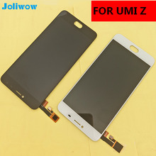 High Quality For Umi Z Helio x27 LCD Display +Touch Screen Tools  tested Digitizer Glass Lens Assembly Replacement high quality 5 0 for acer liquid jade z s57 lcd display touch screen digitizer assembly replacement tools free shipping