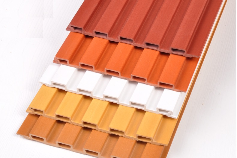PVC Cladding For Ceiling And Wall In Wood And Fantasy Effects, Option Of Acoustical Absorption