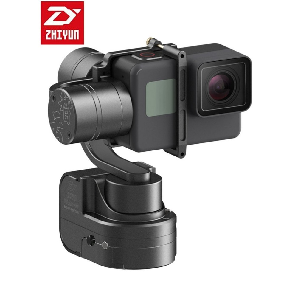 Zhiyun Rider-M 3-Axle Handheld Gimbal Stabilizer Wearable Anti-Shake APP Wireless Control for GoPro Hero 1/2/3/3+/4/5 For xiaoyi