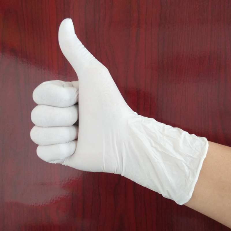 50pair High Quality Nitrile Gloves Disposable Nitrile Oil and Acis Wholesale Industrializationd Latex Glove Safety Gloves disposable gloves latex s natural pk100