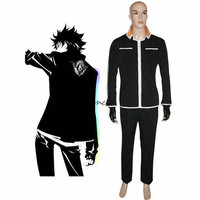 Ainclu Customize For Adults And Kids Hot Anime Costume Outfits Cool Men Clothes Air Gear Itsuki
