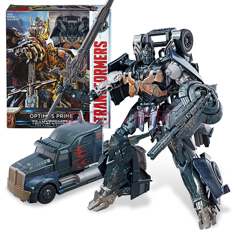 Transformed toy 5 movie Cebatant Leader Collector's Edition toy present rogers j market leader new edition intermediate practice file