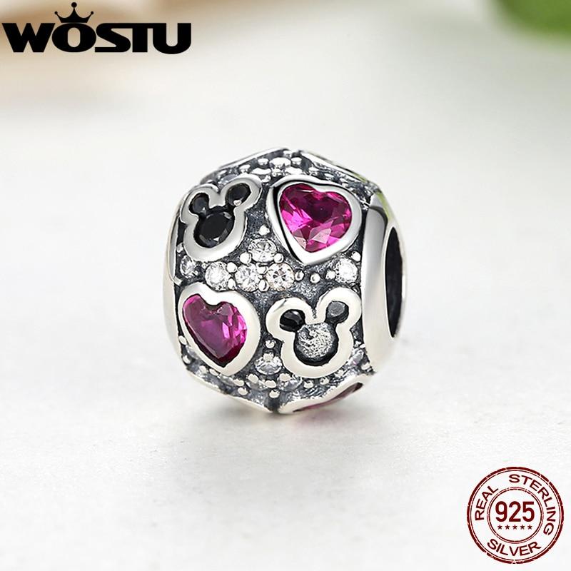 d82a5f831a0e Venta caliente 925 de plata corazones encantos Fit Pulsera Original  colgante para las mujeres joyería auténtica ZBBS129
