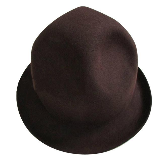Online Shop Sunlynn Brand New Fashion Women Men 100% wool Felt ... 7aaf77b05489