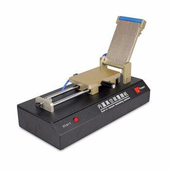 цена на Hot sale Built-in Vacuum Pump LCD OCA Laminating Machine Universal OCA Laminator For LCD Touch Screen Repair