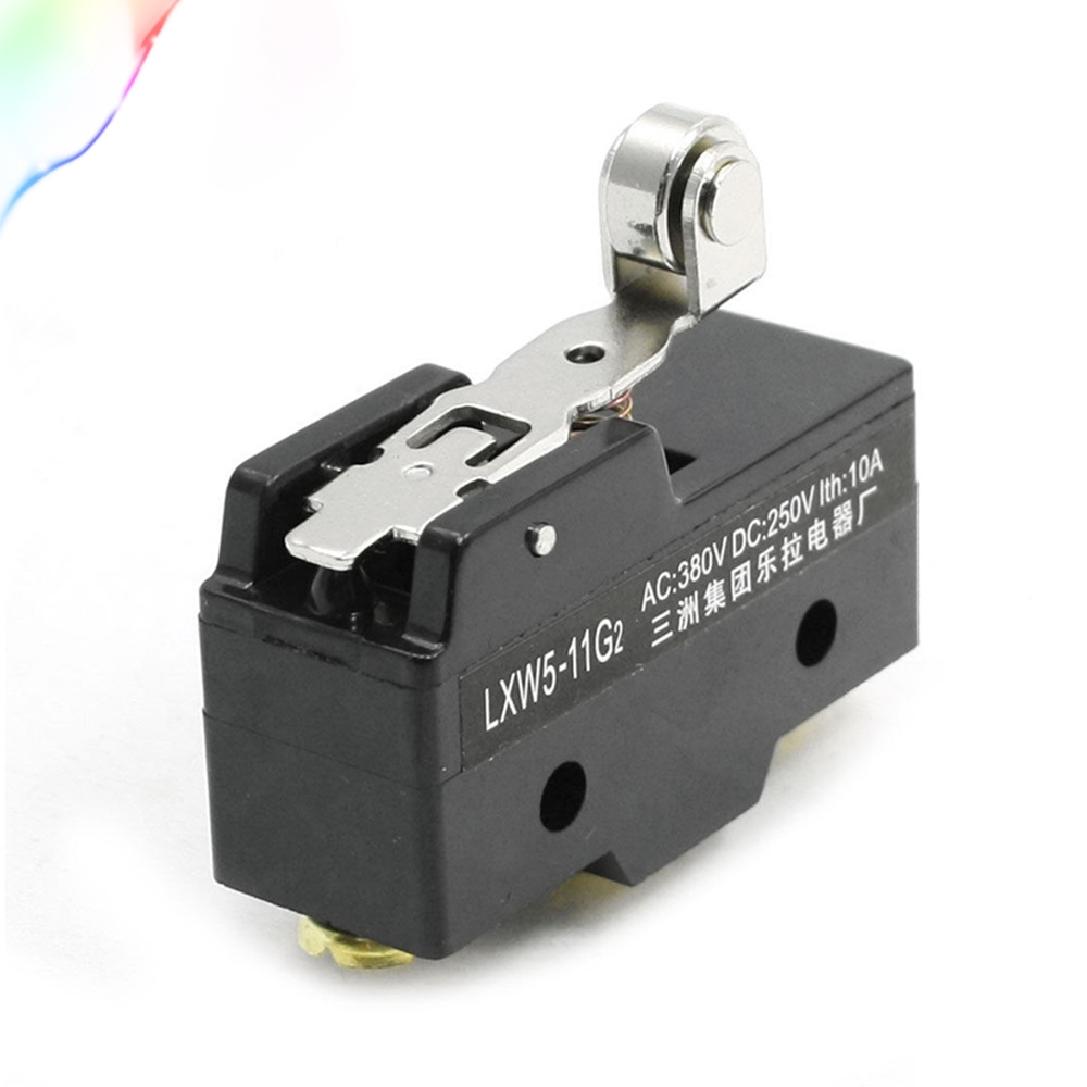 Cheap Price Limit Switch No Nc Double Spring Circuit Metal Roller Head Self Reset Momentary Switch Ip66 Waterproof Wld2 Aluminium Alloy Fixing Prices According To Quality Of Products Switches Lights & Lighting