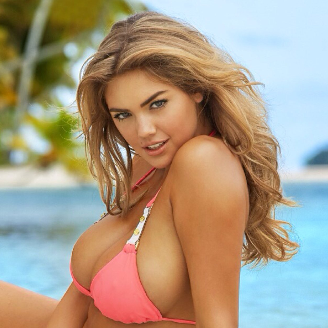 Kate upton named the sexiest woman in the world by maxim as she poses in busty shoot as the cover star