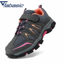 JABASIC  Kids Shoes 2018 Autumn Fashion Breathable Anti-slippery Mesh Shoes Boys Patchwork Casual Sport Shoes For Boys Sneakers 2018 hot sale woman sneakers sport shoes breathable autumn athletic anti slip casual mesh shoes
