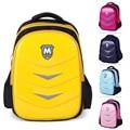 Korean fashion backpack schoolbag burden shoulder bag lacquered bag shape high quality bag backpack schoolbag boys and girls