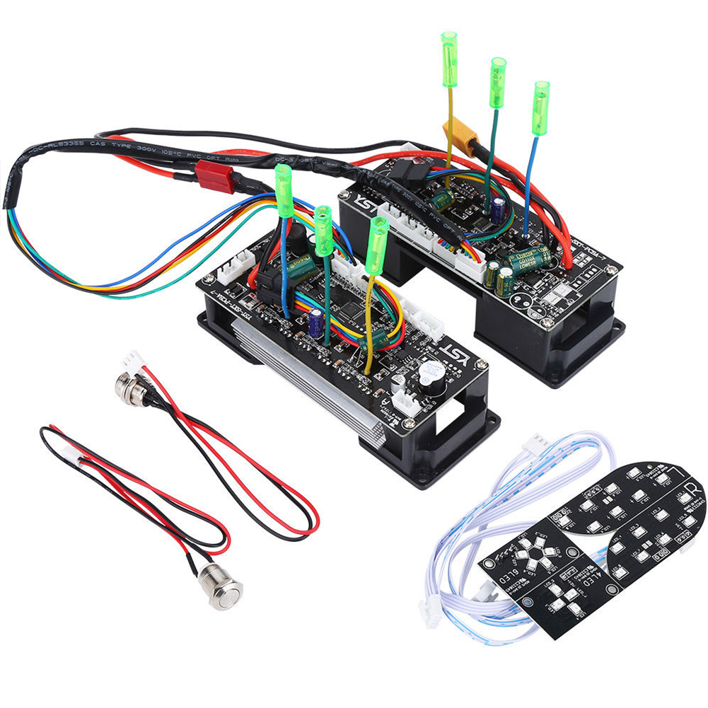 Practical Circuit Board Durable For Balance Scooter Professional Copper Motherboard Remote Receiver Repair Kit Easy Install
