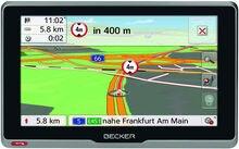 6 inç BECKER TRANSIT 6 S 6SL AB Navigasyon dokunmatik ekran paneli onarım yedek panel