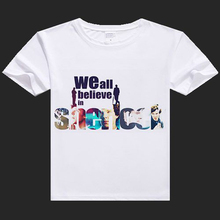 Sherlock Holmes and Dr. Watson T-Shirt