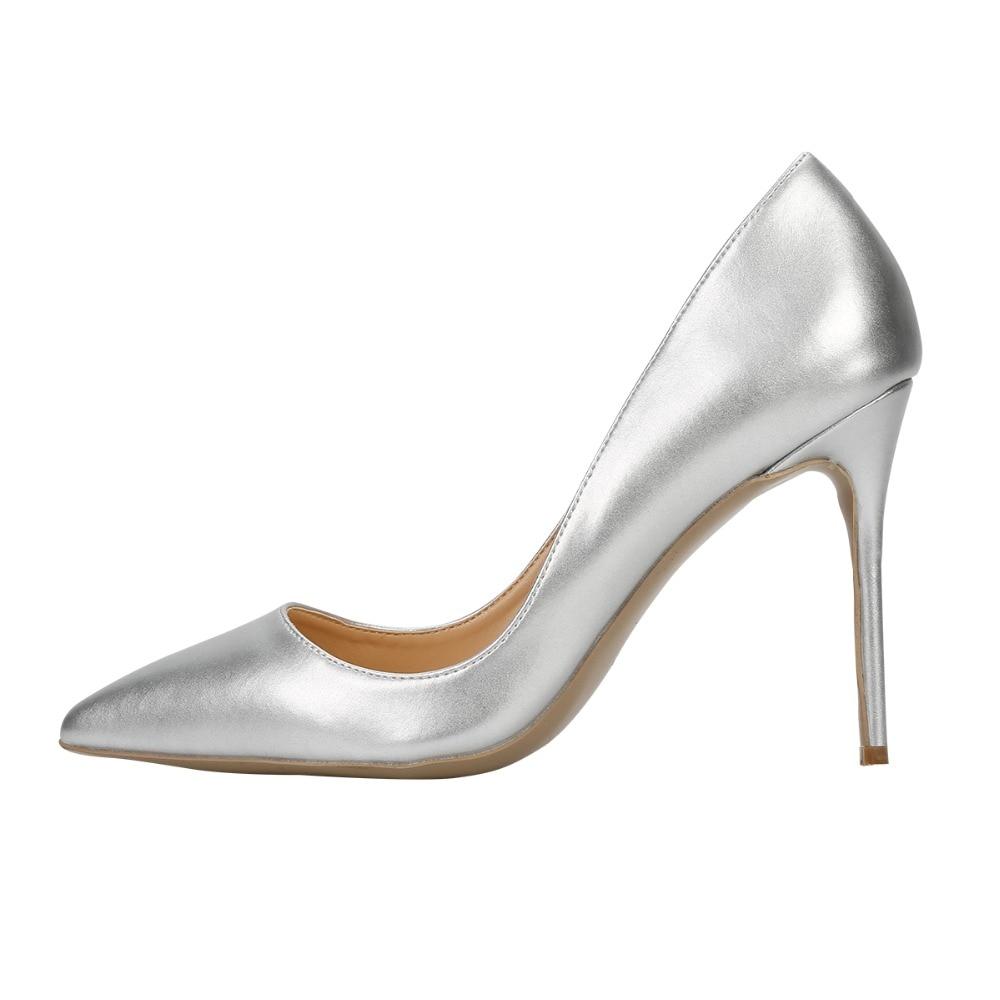 Zapatos Cuero 12cm Clásicos Tacones Colors Sexy Suave Mate 6cm Muy Personal De Thin Silver silver Sastre Mujeres other Bombas Señora silver Flat Altos silver Partido 10cm silver Matte 8cm zxw6YfUZqq