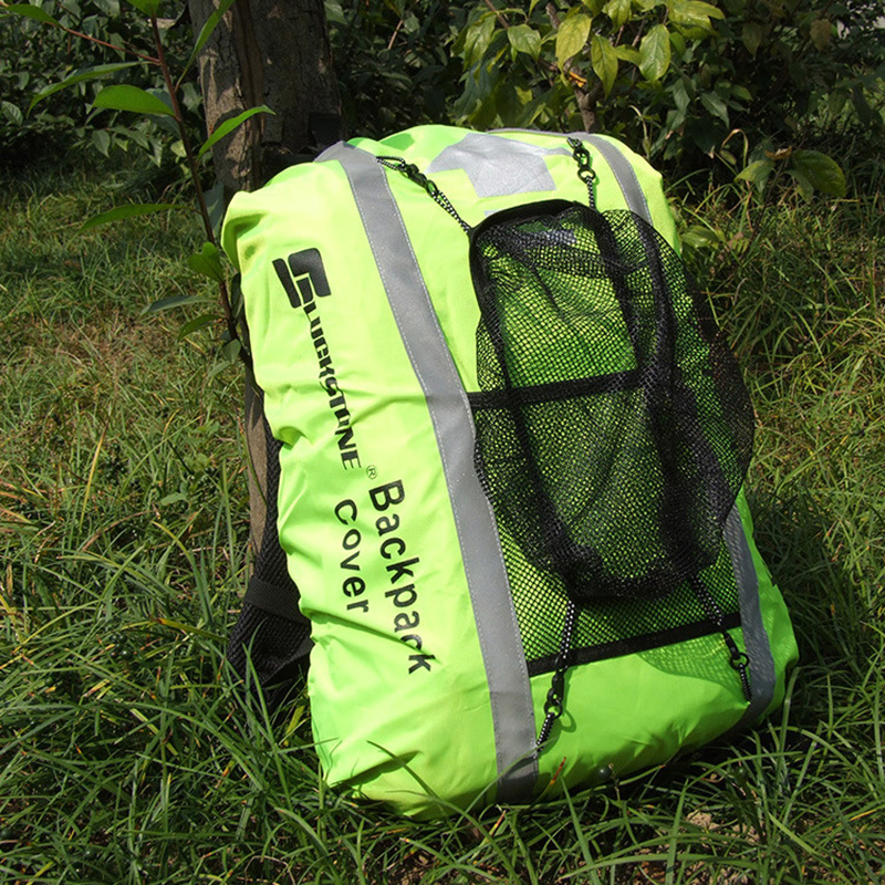 Waterproof Backpack Rain Covers Bags For Outdoor Travel Reflective Bag Cover Camping Climbing Travel Accessories