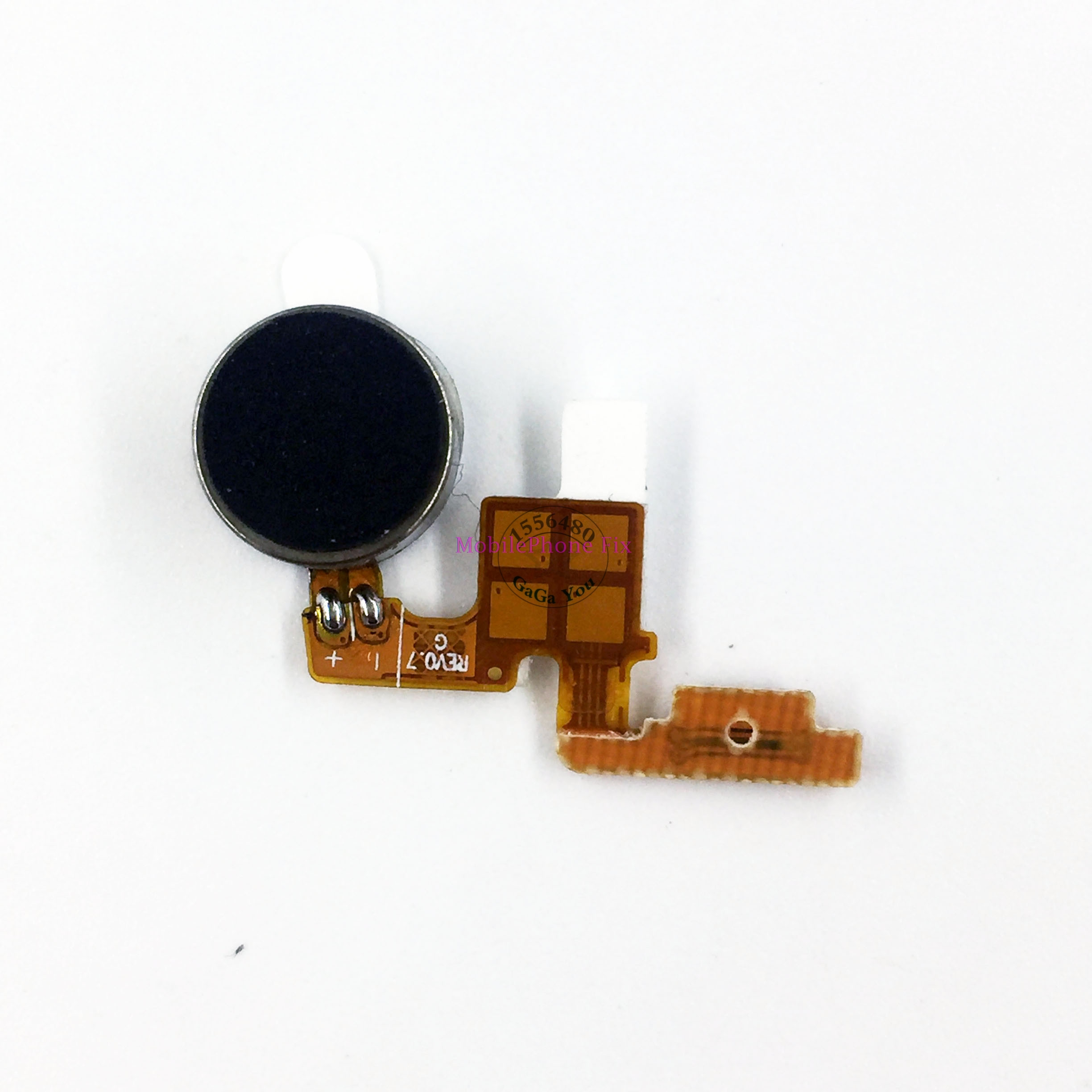 10x For Samsung Galaxy Note 3 N9000 N9002 N9005 Power Button Swtich with Vibrator Vibrating Flex Cable