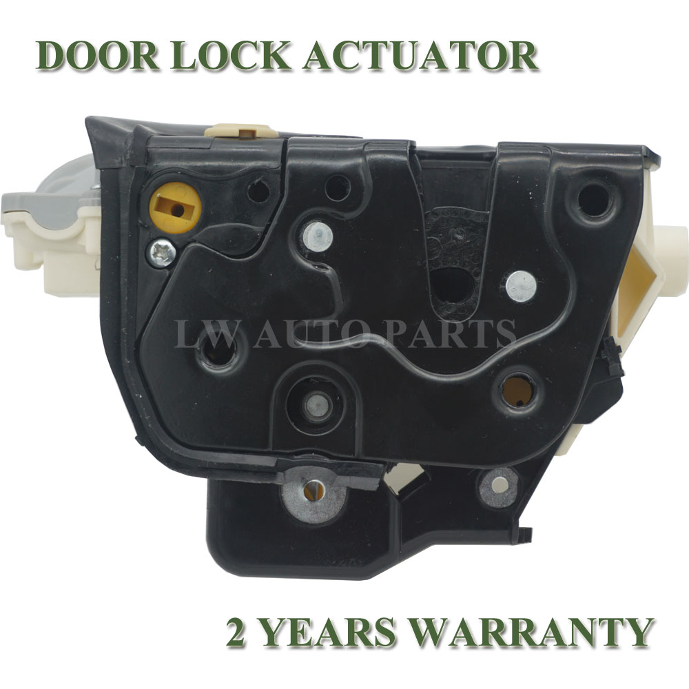 4F0839015 4F1839015A Rear Left Power Door Lock Actuator For AUDI A3 A6 C6 A8 RS3 RS6