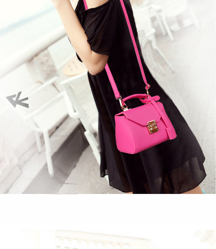 Color Small Package Handbags 9