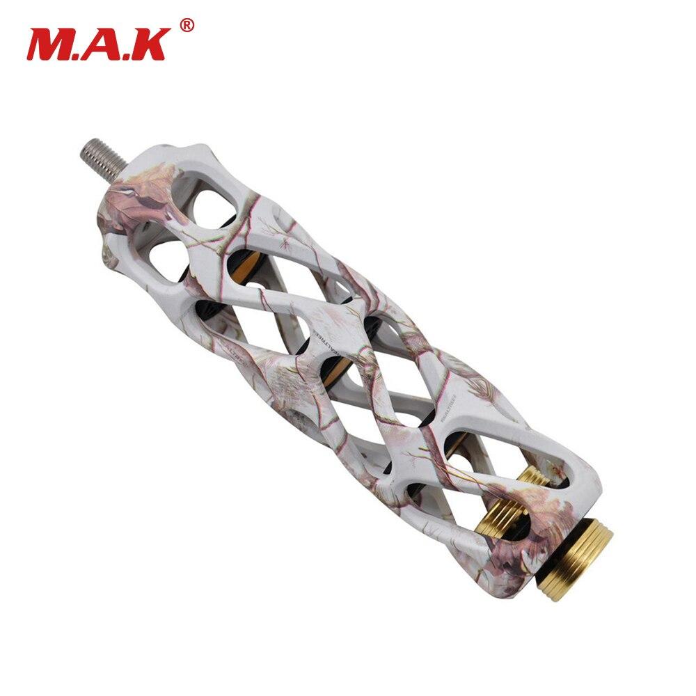 5 Color Compound Bow Stabilizer 6 Inches 8 5 Oz CNC Aluminum Bow Accessories For Archery