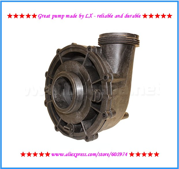 цена на LX LP200 Whole Pump Wet End part,including pump body,pump cover,impeller,seal