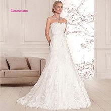 LEIYINXIANG Wedding Dress Bride Dress A-line