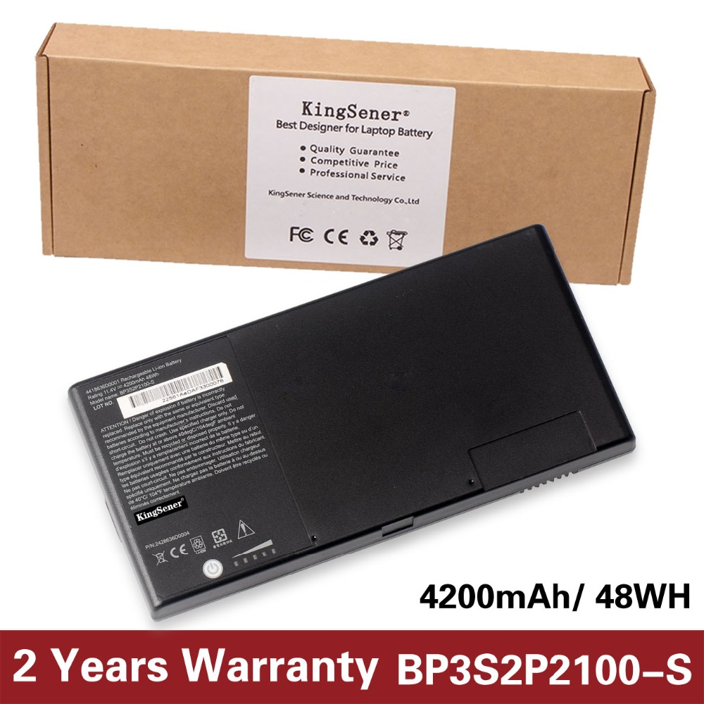 KingSener New BP3S2P2100-S Laptop Battery for Getac Rugged Notebook BP3S2P2100-S 11.4V 4200mAh/48WH roy roger s rugged p