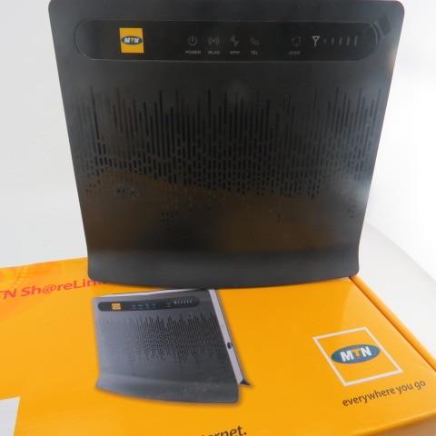 Original unlocked Huawei B593 B593S-22 100Mbps 4G LTE FDD TDD CPE wifi wireless Router mobile broadband with sim card slot