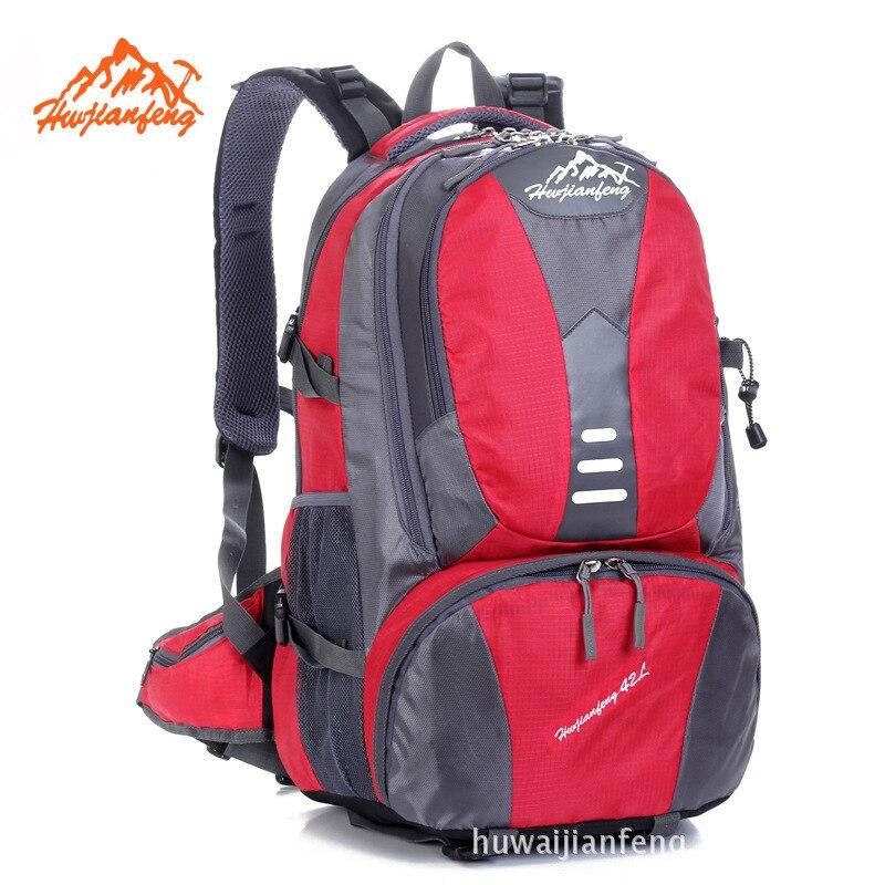 HUWAIJIANFENG 2017 new 42 l hiking backpack outdoor waterproof movement