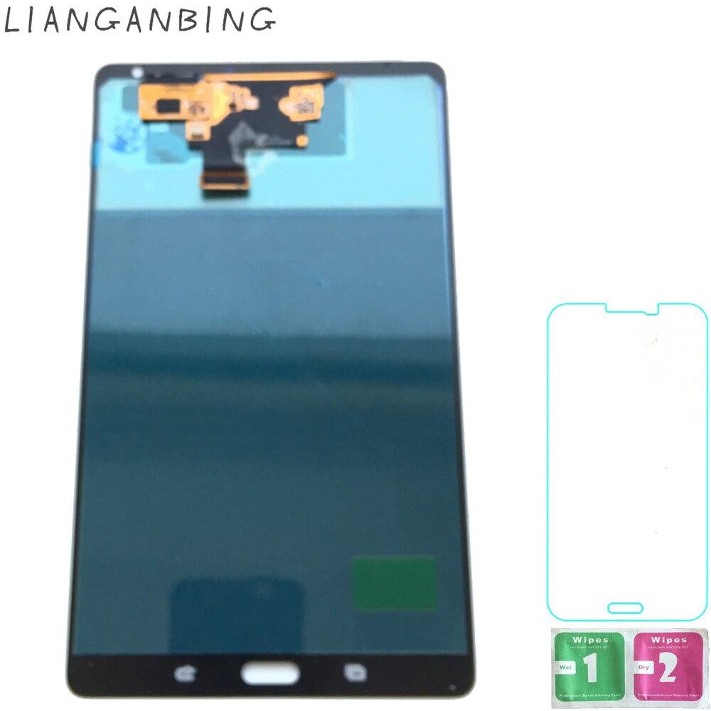 Новый 100% ЖК-дисплей Tab S 8,4 T700 Дисплей Сенсорный экран планшета датчики сборки Панель Замена для samsung Galaxy Tab S 8,4 t700