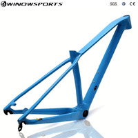 29er carbon mountain bike frame 27.5er MTB carbon frame 29er size XS/S/M/L axle thru 142x12 disc carbon mtb bike frameset