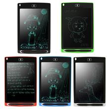 Wholesale Portable Smart LCD Writing Tablet, 8.5inch eWriter Digital Drawing Tablet Handwriting Pads Electronic Board for kids