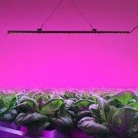 10 cái/lốc Bán Buôn 108 wát Dải Led Grow Bar Ánh Sáng Waterproof Hydro Ống Thực Vật Red + Blue Tăng Trưởng Veg & hoa 2 Năm Bảo Hành IP65