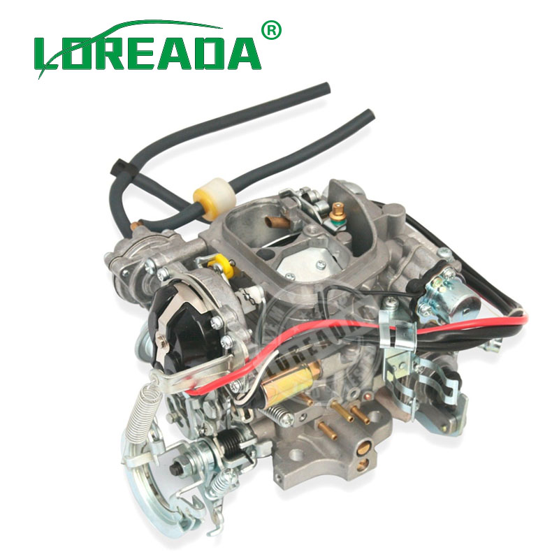 LOREADA CARBURETOR ASSEMBLY for 22R Engine TOYOTA Hilux corona Celica pickup 4runner 21100-35520 2110035520 new oil pump fit for toyota 20r coaster celica corona 15100 38021