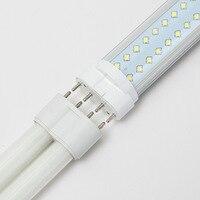 4 pin led 2g11 штекер свет компактная люминесцентная лампа замена
