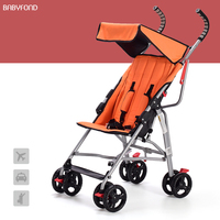 Mini Portable Mini Portable Baby Cart travel baby stroller umbrella bb car light folding carriage