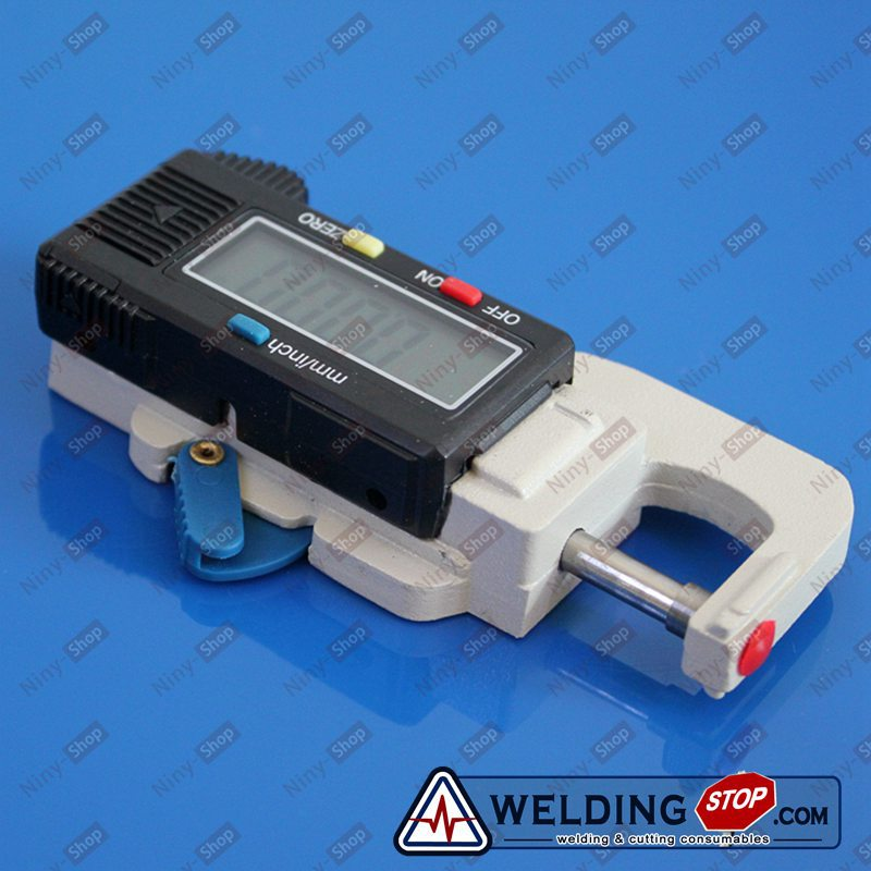 New Digital Thickness Gauge 0 14.8mm/0 0.58inch for wire sheet ...