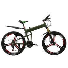 Altruism X5 Pro Folding Mountain Bike 21 Speed Bicycle Suspension Fork Braking B