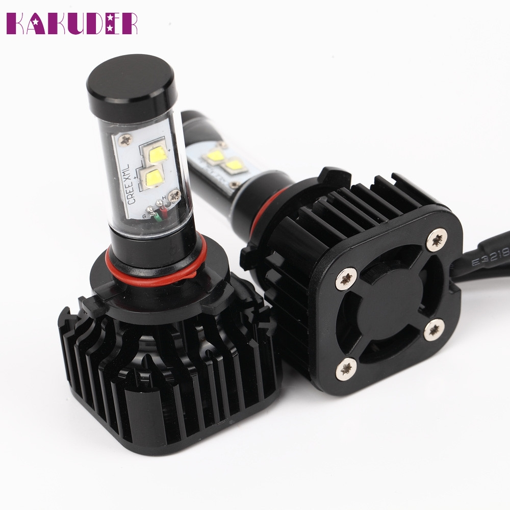 High Quality 80W 8000LM LED Headlight Kit Light Bulbs 6000K White High Power 9006 HB4 SEP 5