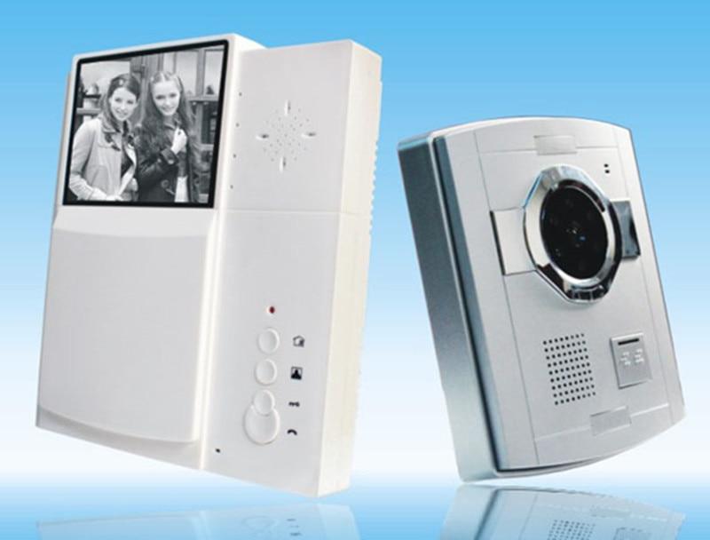 4 Inch Two Way Intercom Video Door Phone